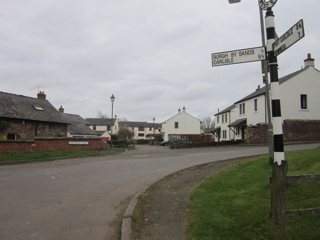 West End Croft, Burgh by Sands