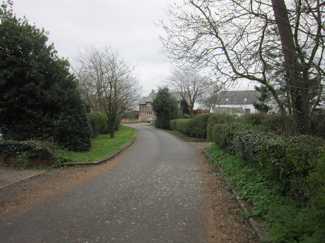 Lawrence Lane, Burgh by Sands