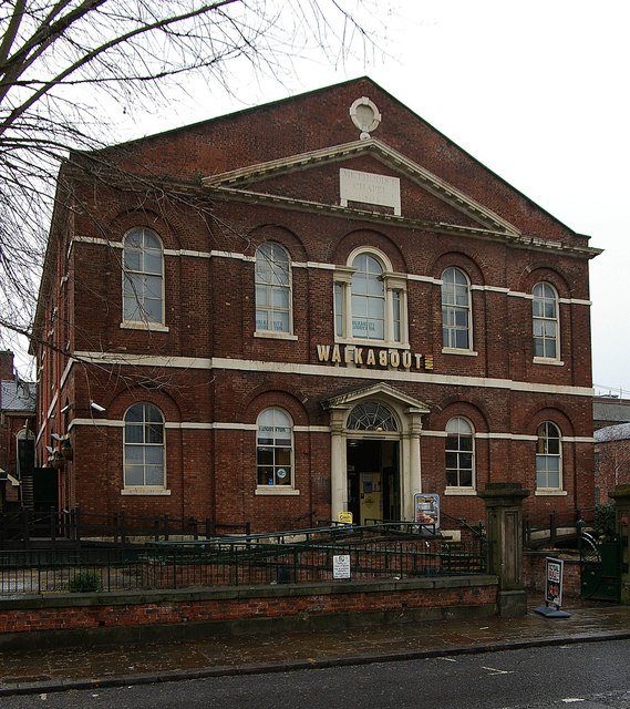 Former Wesleyan Methodist Church, Sheffield (1804)