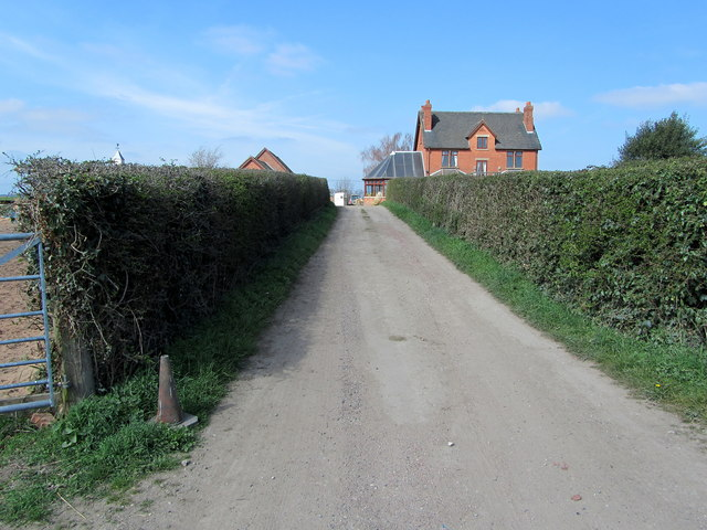Access to Strelley Park Farm