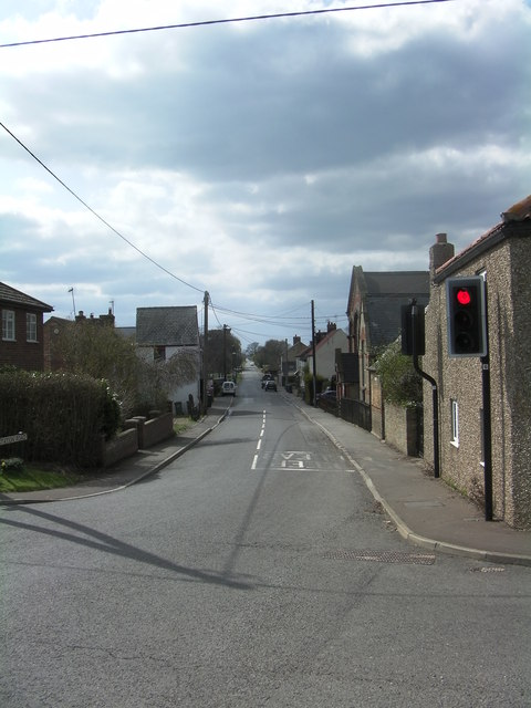 Station Road, Ten Mile Bank