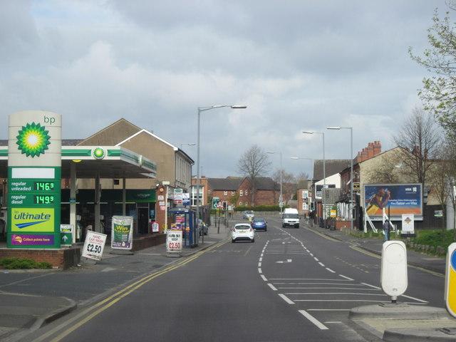 Warwick Road Greet - Diesel 149.9p a Litre