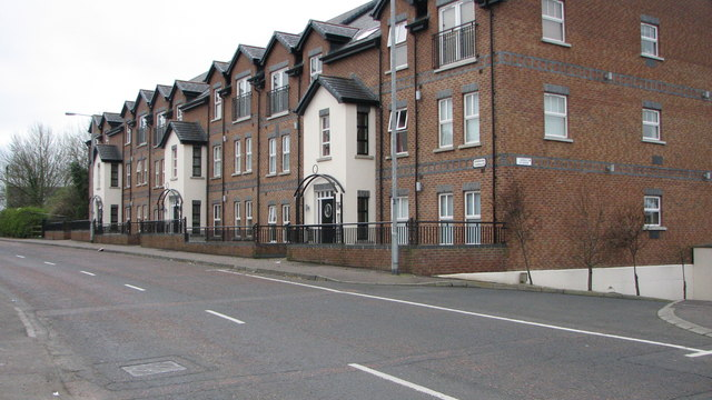 Ardbana Terrace, Coleraine