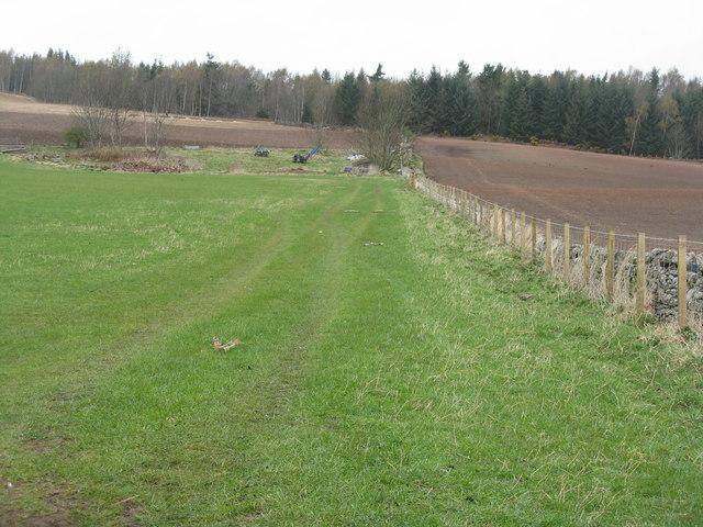 Farmland at Sharplaw