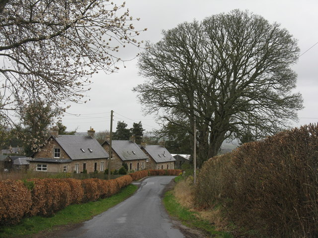 Cottages at Bonjedward