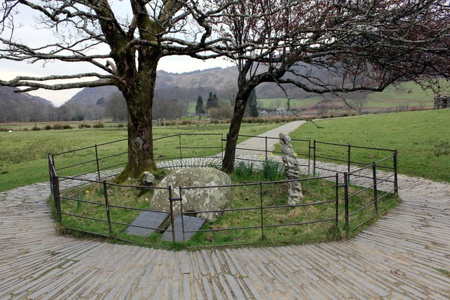 Gelert's Grave, Beddgelert