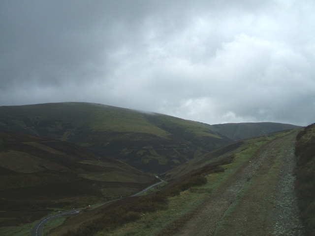 Middle Moor path