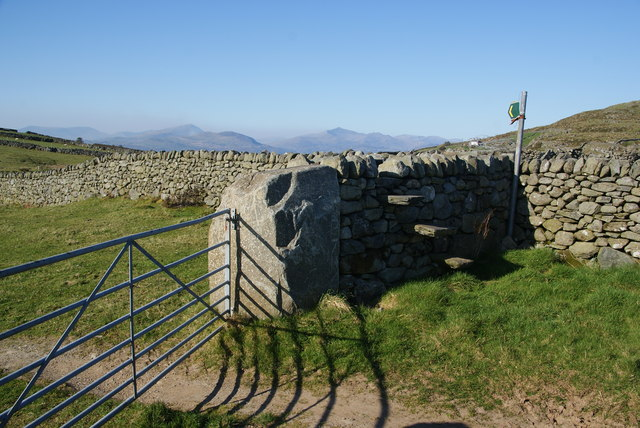 Footpath to Harlech