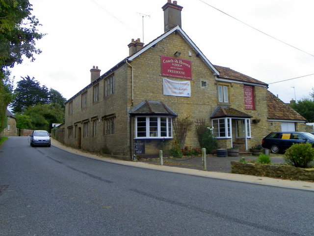 Coach and Horses, South Perrott