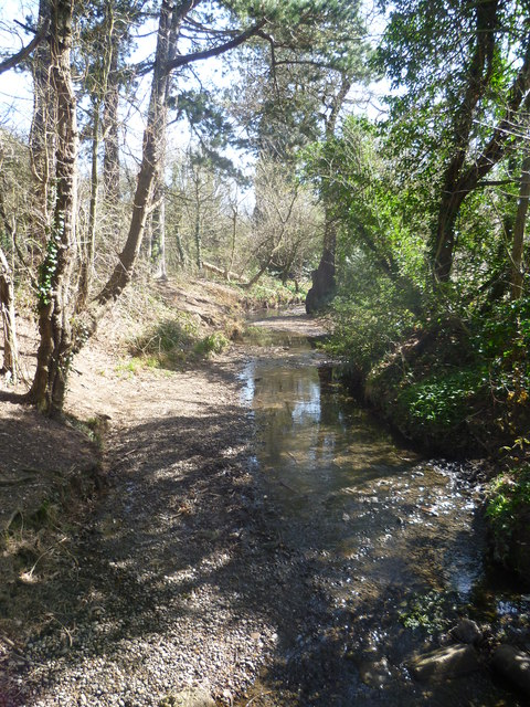 Kyd Brook, Hawkwood Estate