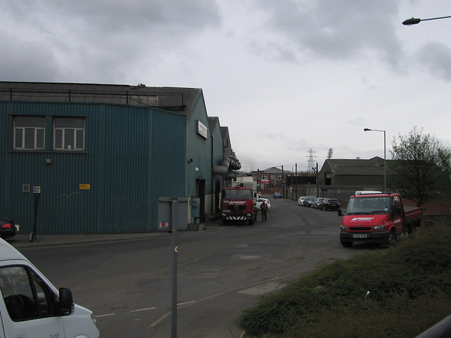 Foundry in Greenland, Sheffield