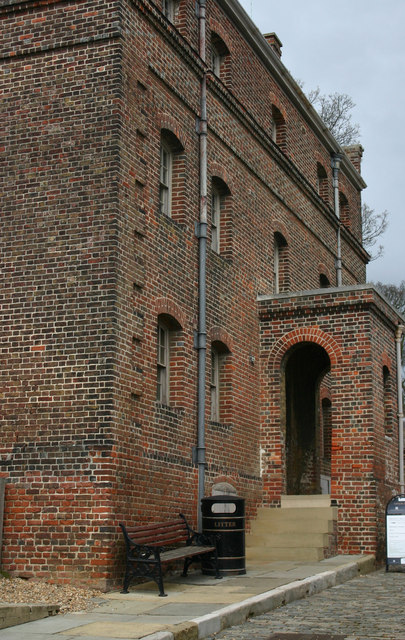 Barracks, Upnor Castle