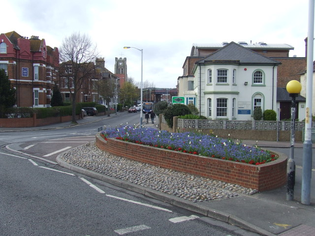 Cheriton Gardens, Folkestone