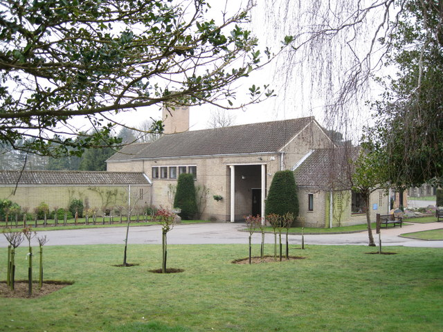 Oxford Crematorium