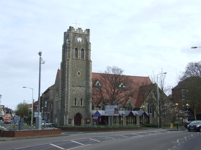 Church in Folkestone