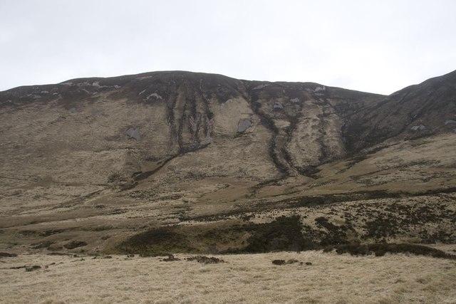 Gleann Choireadail and Beinn na Caillich, Islay