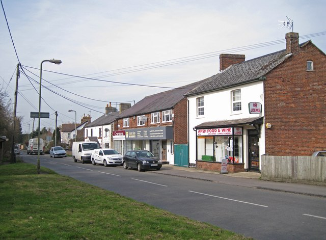 Businesses in Thame Road, Chinnor