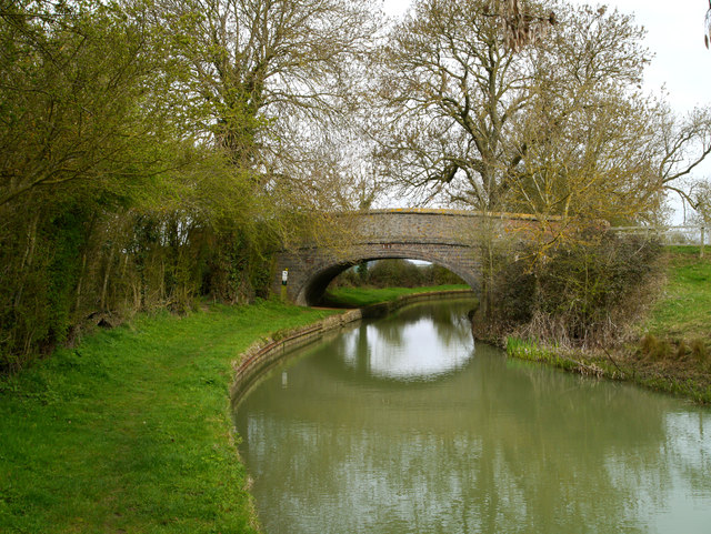 Bridge 131 on the Oxford Canal