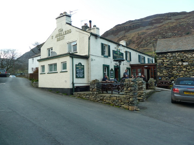 Travellers Rest, Glenridding