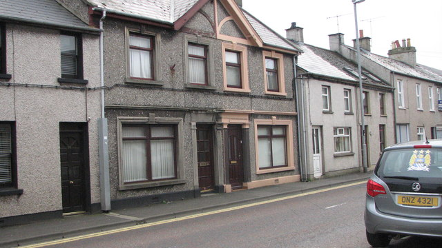 Terrace houses, Coleraine