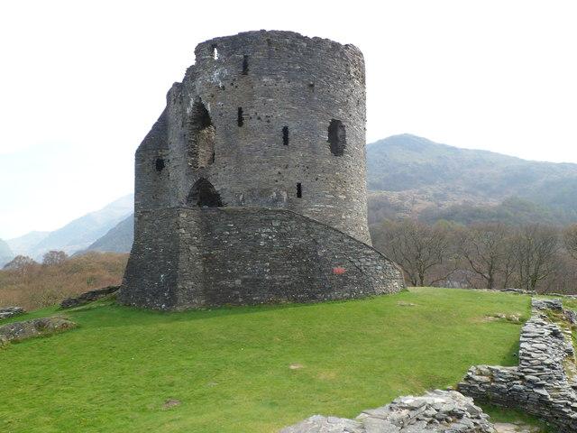 The Keep at Dolbadarn Castle, Llanberis