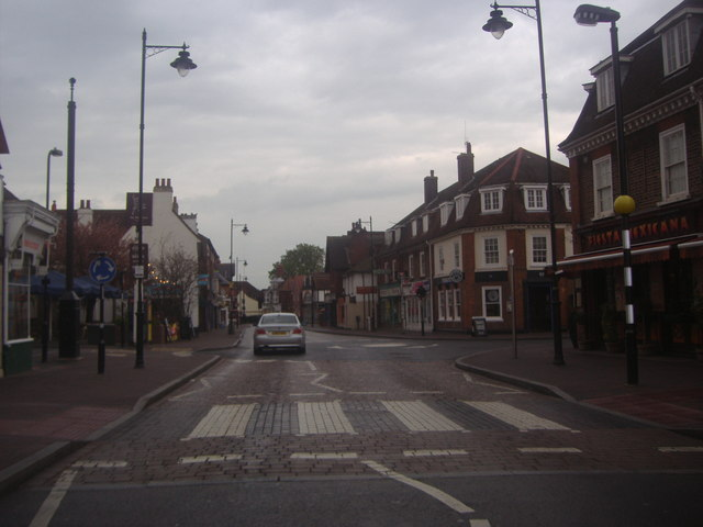 High Street Orpington