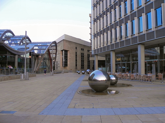 Millennium Square, Sheffield