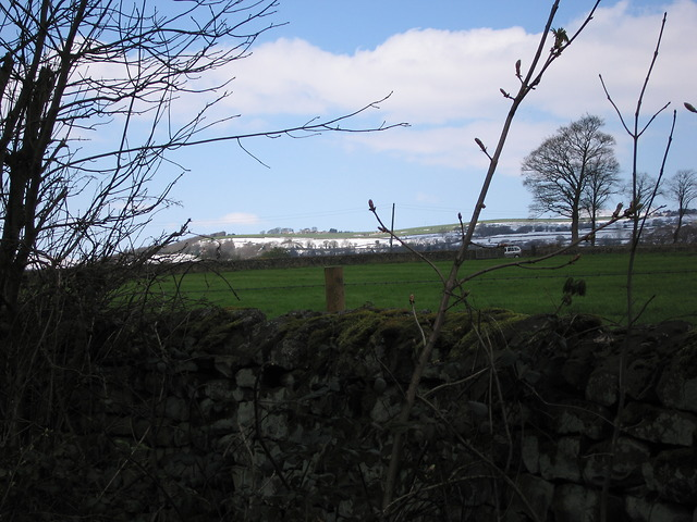 Fields near Loxley Grange
