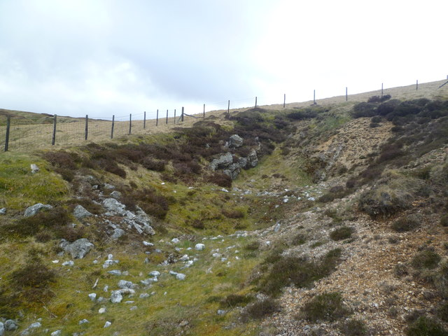Shafts, Dry Gill Beck