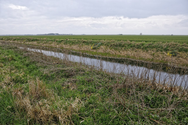Babingley River, near Wolferton