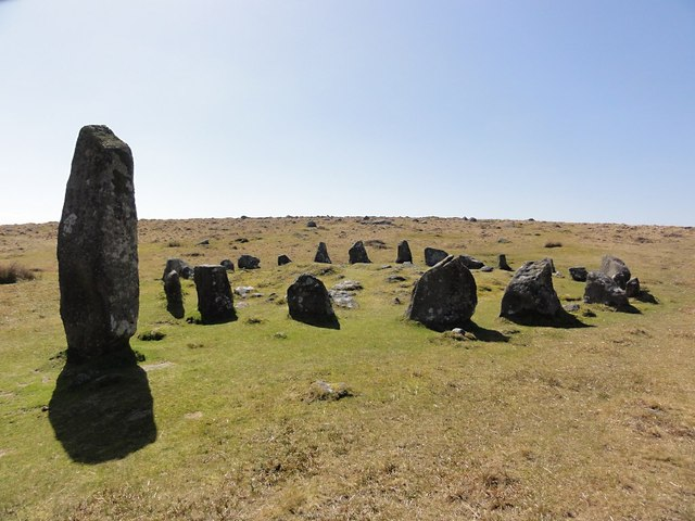 Hingston Hill Stone Circle