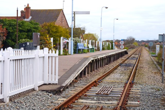 Sheringham Network Rail Station