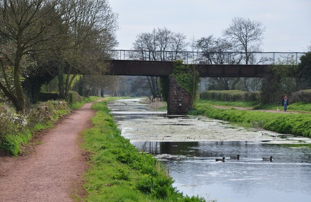 Mid Devon : The Grand Western Canal