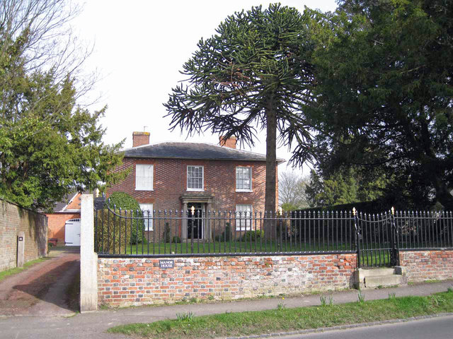 Manor House, Chinnor