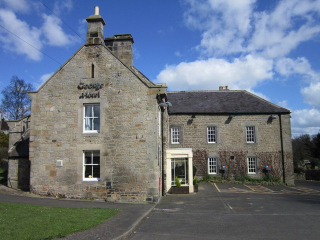 The George Hotel, Chollerford