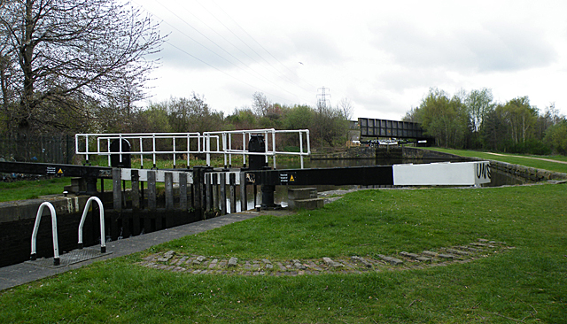 Locks near Tinsley