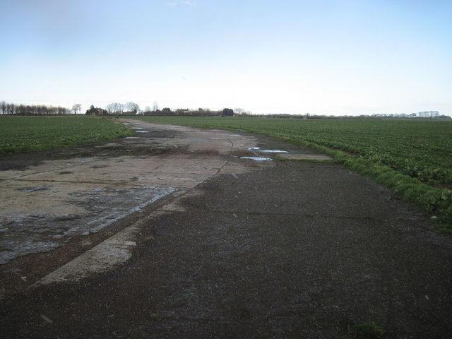 Disused  Aerodrome  Catfoss