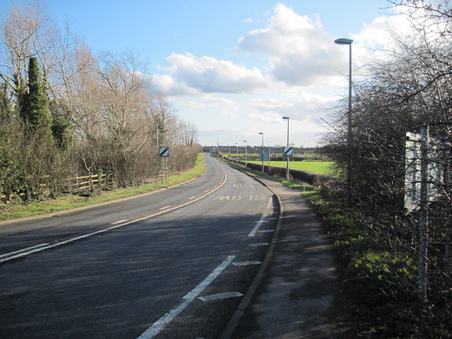 The  road  to  Leven,  Starrcarr  Lane