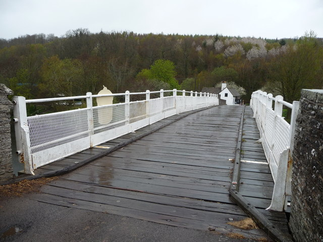 Whitney-on-Wye tollbridge