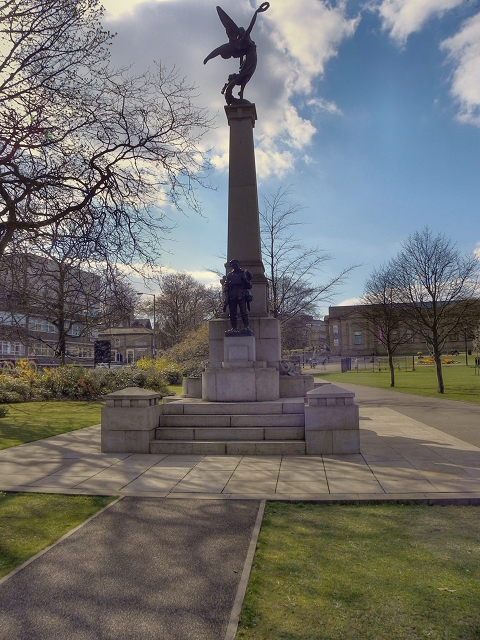 Weston Park War Memorial