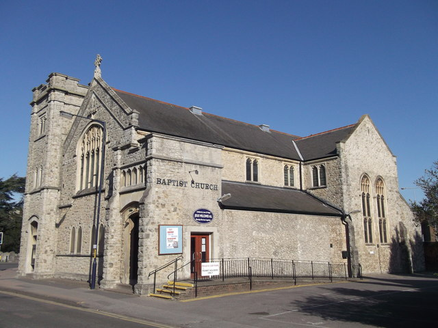 Maidstone Baptist Church