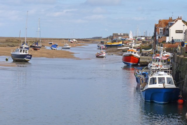 Harbour View, Wells Next the Sea