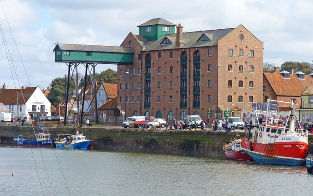 The Old Granary at Wells Next The Sea