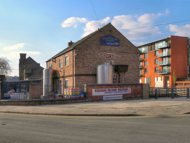 The Kelham Island Brewery