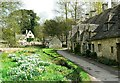 SP1106 : Arlington Row, Bibury, Gloucestershire by Brian Robert Marshall