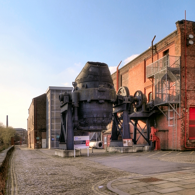 The Kelham Island Museum
