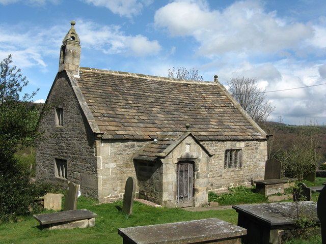 St.James' Church, Midhope, South Yorkshire