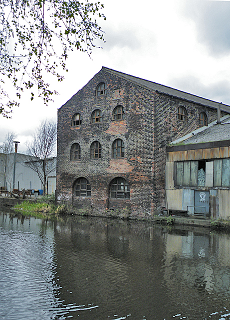 Canalside Warehouse