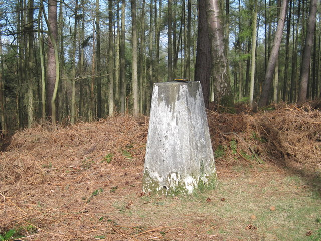 Ordnance Survey Trig Pillar S3359