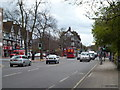 TQ3161 : Purley:  Brighton Road by Dr Neil Clifton